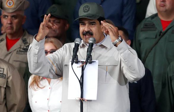 Washington nói Tổng thống Venezuela suýt rời đi tị nạn ở Cuba - Ảnh 1.