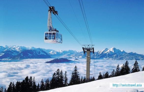 Du lịch Thụy Sĩ, Ý, Hi Lạp - Ảnh 1.