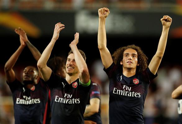 Chelsea gặp Arsenal ở chung kết Europa League - Ảnh 1.