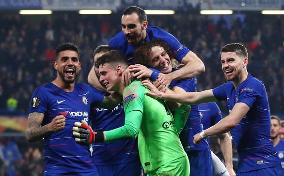 Chelsea gặp Arsenal ở chung kết Europa League - Ảnh 2.