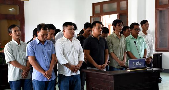 20 bị cáo đánh bạc qua mạng 150 tỉ đồng bị phạt 41 năm tù - Ảnh 1.