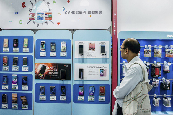 Mỹ cấm China Mobile vì dính líu Chính phủ Trung Quốc - Ảnh 1.