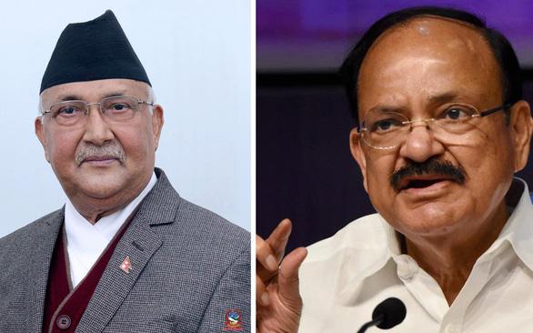 Thủ tướng Nepal, phó tổng thống Ấn Độ dự Đại lễ Vesak - Ảnh 1.