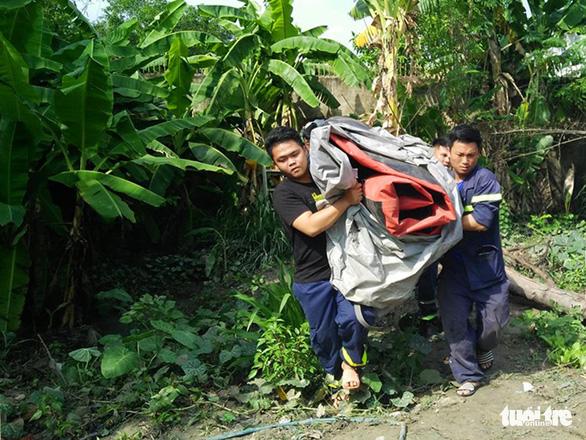 Tìm được nam sinh thứ 2 bị nước cuốn trôi tại Đồng Nai - Ảnh 1.