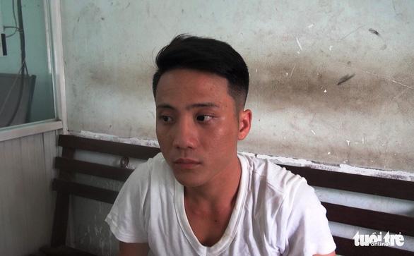 Nghi phạm giết người tại tiệm game bắn cá ở Bình Tân đầu thú - Ảnh 1.