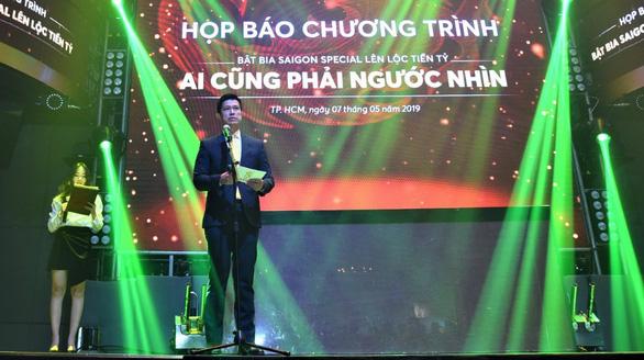 SABECO công bố chương trình Bật bia Saigon Special lên lộc tiền tỉ - Ảnh 1.