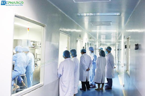 Cùng khách hàng STCPHARCO mục sở thị nhà máy đạt chuẩn GMP-WHO - Ảnh 2.