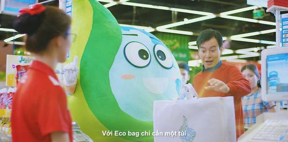 Siêu thị và chiến lược giảm thiểu rác thải nhựa - Ảnh 1.