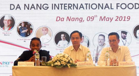 Đà Nẵng lần đầu tiên tổ chức lễ hội ẩm thực quốc tế - Ảnh 1.