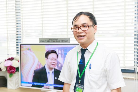 Samsung mang niềm vui đến giường bệnh cho người già - Ảnh 2.
