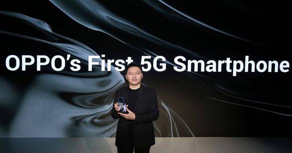 Viettel sử dụng điện thoại OPPO để thử nghiệm 5G tại Việt Nam - Ảnh 1.