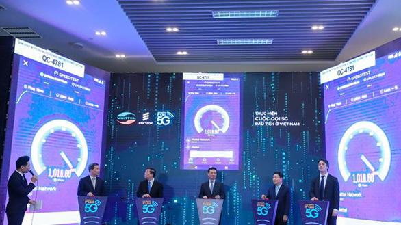 Viettel sử dụng điện thoại OPPO để thử nghiệm 5G tại Việt Nam - Ảnh 2.