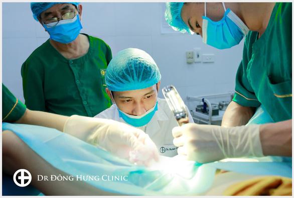 Dr Đông Hưng Clinic - Nơi gửi trọn niềm tin - Ảnh 2.