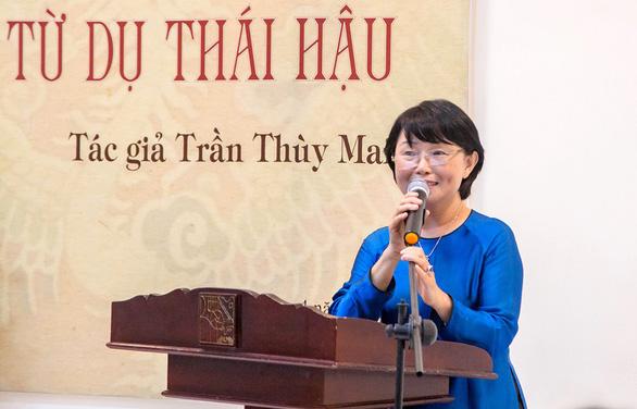 Từ Dụ Thái hậu - thêm cánh cửa soi vào hậu cung triều Nguyễn - Ảnh 1.