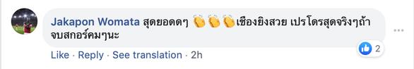 CĐV Thái Lan ca ngợi siêu phẩm của Xuân Trường - Ảnh 3.