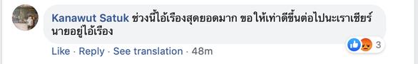 CĐV Thái Lan ca ngợi siêu phẩm của Xuân Trường - Ảnh 6.