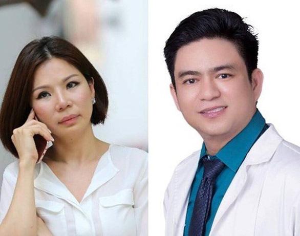 Thuê chém chồng với giá 1 tỉ, vợ bác sĩ Chiêm Quốc Thái hầu tòa - Ảnh 1.