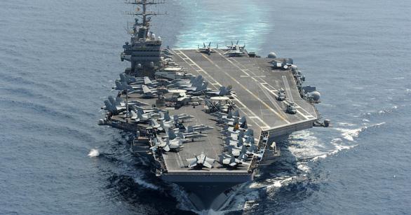 Mỹ điều thêm chiến hạm, tên lửa tới Trung Đông 'dằn mặt' Iran - Ảnh 1.