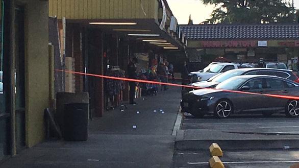 Cướp vũ trang tại quán cà phê người Việt ở San Jose, 3 người bị thương - Ảnh 3.