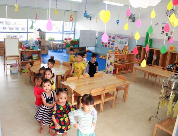 Con công nhân học trường chuẩn quốc tế chỉ tốn 800.000 đồng - Ảnh 1.