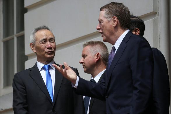 Trung Quốc sẵn sàng đạt thỏa thuận một phần với Mỹ? - Ảnh 1.
