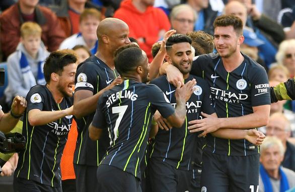 Đá bại Brighton, MC vô địch Premier League 2018-2019 - Ảnh 2.