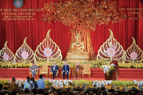 Đại lễ Vesak 2019 tại Việt Nam: Cơ hội để nhìn lại phát triển kinh tế - tinh thần - Ảnh 1.