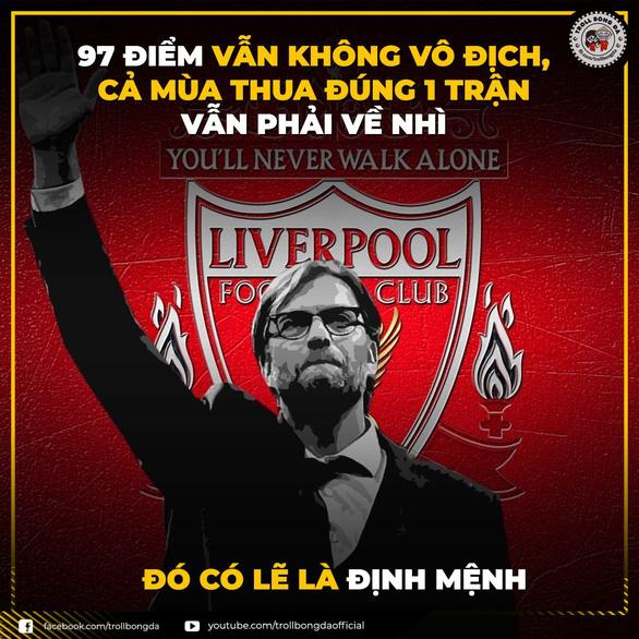 CĐV Việt Nam chúc mừng MC, tiếc cho Liverpool - Ảnh 8.