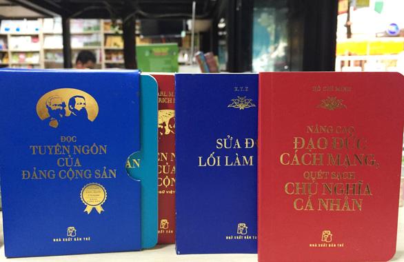 Bộ sách Di sản Hồ Chí Minh và hành trình 20 năm của một nhà xuất bản - Ảnh 3.