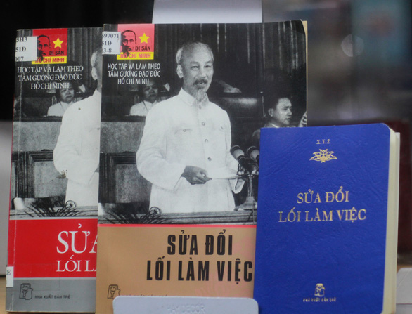 Bộ sách Di sản Hồ Chí Minh và hành trình 20 năm của một nhà xuất bản - Ảnh 5.