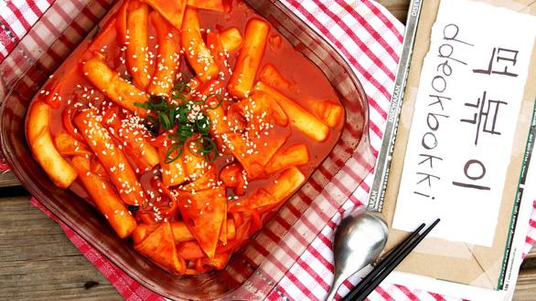 Người Việt mê đồ ăn Hàn hơn phim Hàn - Ảnh 1.