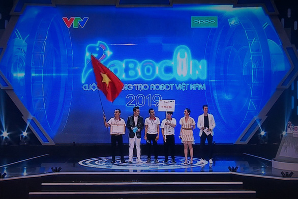 Đại học Lạc Hồng vô địch Robocon Việt Nam 2019 - Ảnh 2.