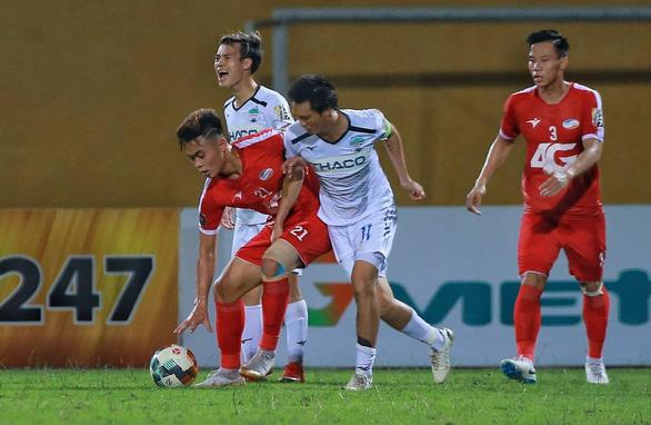 Sân Hàng Đẫy: Viettel đại bại trên sân nhà - Ảnh 3.