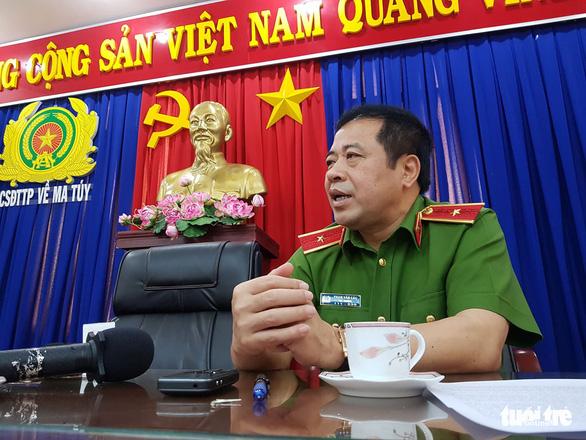 Bắt kho ma túy khủng 500 tỉ đồng của người Đài Loan ở TP.HCM - Ảnh 1.