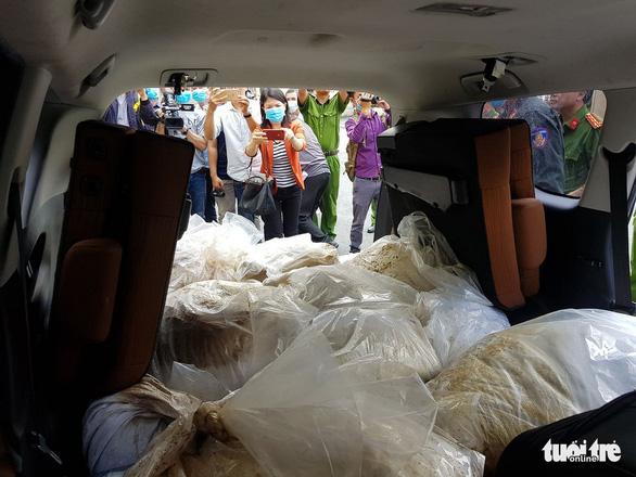 Bắt kho ma túy khủng 500 tỉ đồng của người Đài Loan ở TP.HCM - Ảnh 8.