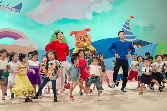 Bibabibô - kênh giải trí mới cho trẻ em Việt - Ảnh 4.
