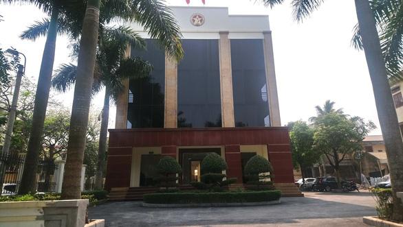 Khởi tố 2 giám đốc đưa hối lộ thanh tra tỉnh Thanh Hóa - Ảnh 1.