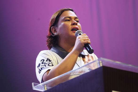 61 triệu cử tri Philippines đi bầu cử giữa kỳ - Ảnh 3.