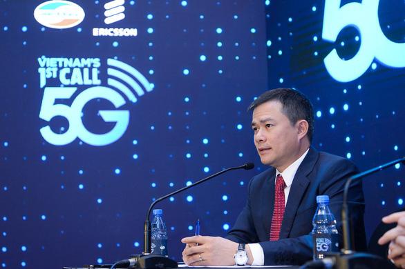 5G sẽ được Viettel thương mại hóa từ năm 2020 - Ảnh 2.