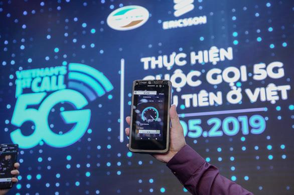 Viettel, MobiFone được thử nghiệm thương mại mạng 5G - Ảnh 1.