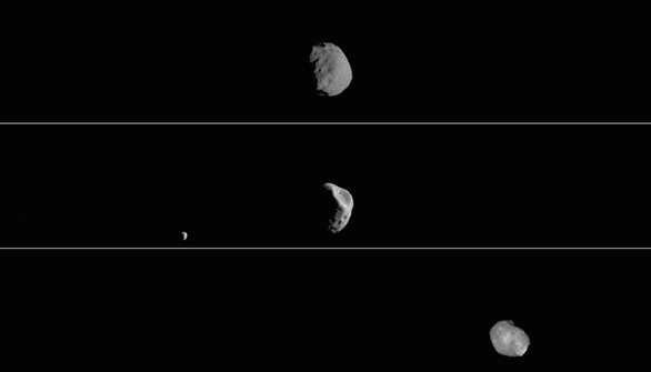 NASA lần đầu tiên chụp được ảnh trăng tròn của sao Hỏa - Ảnh 2.