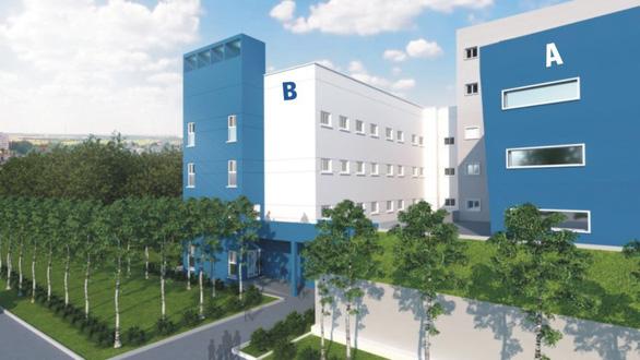 Mở rộng Bệnh viện Tâm Trí Đồng Tháp - Ảnh 2.