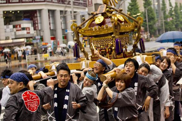 Tháng 5 đến Nhật Bản ngắm hoa nở muôn nơi  - Ảnh 3.