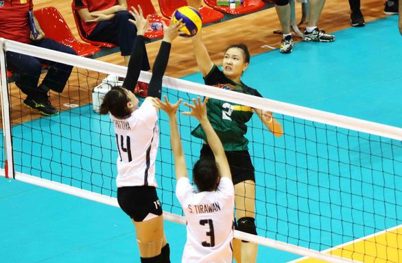 VTV Bình Điền Long An thắng nghẹt thở U23 Thái Lan - Ảnh 2.