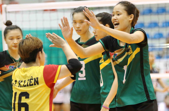 VTV Bình Điền Long An thắng nghẹt thở U23 Thái Lan - Ảnh 3.