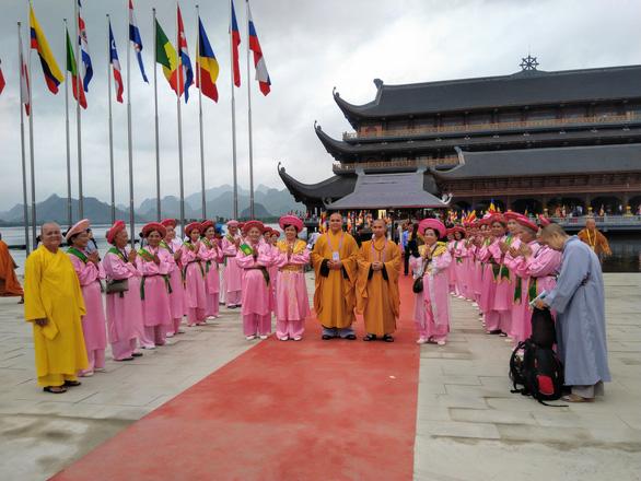 Đại lễ Vesak 2019 tại Việt Nam: 'Phật giáo chữa lành những vết thương thời đại'