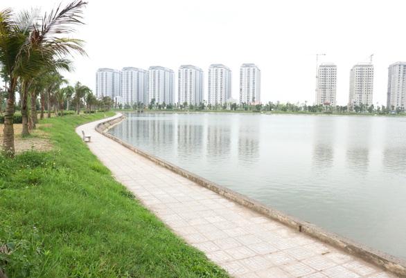 Sắp khai trương Công viên nước Thanh Hà lớn nhất Hà Nội - Ảnh 6.