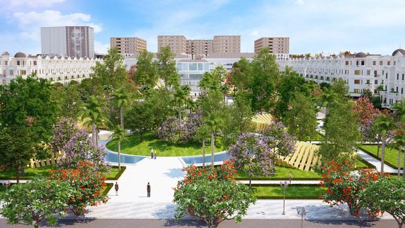 Gò Vấp sắp có công viên quảng trường rộng 2ha - Ảnh 2.