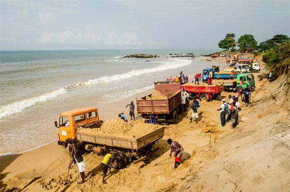 Liên hiệp quốc: Thế giới đang sử dụng cát nhiều khủng khiếp - Ảnh 4.