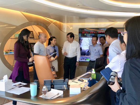 Lãnh đạo Đà Nẵng đi Mỹ học xây dựng trung tâm du thuyền - Ảnh 1.